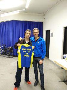Peja Lindholm (Head Coach de la Suède) / Peja Lindholm (Head Coach from Team Sweden)