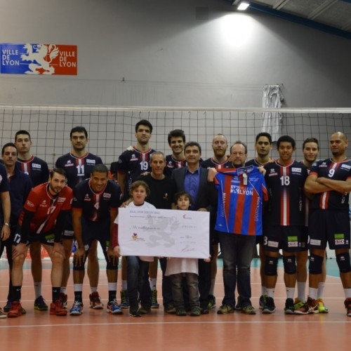 Encore un club de Volley-Ball