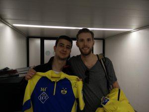 Henrik LEEK (alternate) de l'équipe de Suède/ from Team Sweden