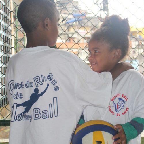 HumS à Rio : Morro dos Prazeres